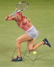 Wimbledon VICTORIA AZARENKA Signed Autographed Tennis Star 8x10 Photo COA! #2