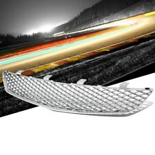 Chrome Type-R Mesh Style Front Grille For Honda 02-05 Civic Si/SiR EP3 2.0L DOHC