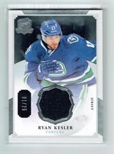 13-14 UD The Cup  Ryan Kesler  1/25  Jersey  First Card
