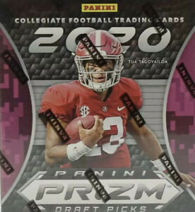 2020 Panini Prizm Draft Picks Football Singles Complete Your Set Card From List