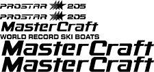 MasterCraft Prostar 205 Full set #1