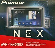 NEW Pioneer AVH-1440NEX 2-DIN In-Dash 6.2