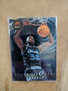 1993-94 SkyBox - Thunder and Lightning Shaquille O'Neal / Anfernee Hardaway