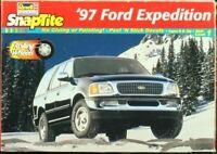 Revell Monogram 1:25 '97 Ford Expedition SnapTite Plastic Model Kit #6440U