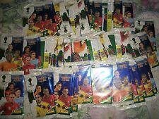 N 40 BUSTINE PACCHETTI CARDS ADRENALYN XL FIFA WORLD CUP BRASIL 2014