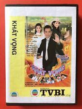 KHAT VONG - PHIM BO HONGKONG - 4 DVD -  USLT