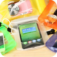 New Waterproof Underwater Pouch Dry Bag Cover For All Cell Phone Touchscreen