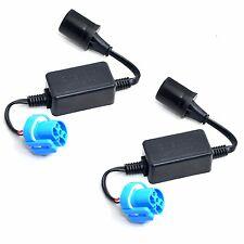 9004 HB1 HID Headlight Error Free Canbus Resistor Anti Flicker Canceller Kit
