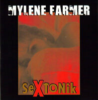 CD SINGLE 2 TITRES MYLENE FARMER SEXTONIK CARDBOARD SLEEVE NEUF SOUS BLISTER