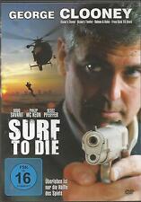Surf to Die / George Clooney / DVD 3825