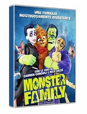 Monster Family DVD UNIVERSAL PICTURES