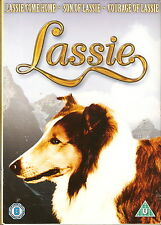 LASSIE - 3 Film Collection. Come Home, Son Of, Courage Of (3xDVD BOX SET 2008)