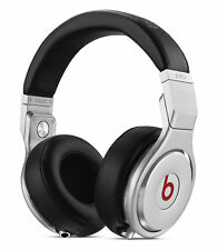Beats by Dr. Dre Pro Over the Ear Headphones - White/Silver
