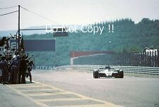 Keke Rosberg Williams FW08 Winner Swiss Grand Prix 1982 Photograph 6