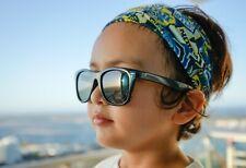 Unbreakable Kids Sunglasses, Polarized, 100% protection, Unisex +FREE Pouches