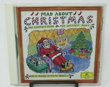 MAD ABOUT CHRISTMAS MUSIC CD, GREATEST STARS, 17 CAROLS BY N.Y. MUSICA ACRA +