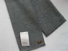 Schal Roeckl grau  Felloptik Fleece