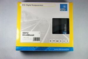 ESU ECoS Boost - Art. Nr. 50012 - Booster - neueste Generation! - Neuware
