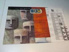 R.E.M. The Best of..... Germany IRS 1991 INSERT..Vinyl / Cover:MINT(-) TOP COPY