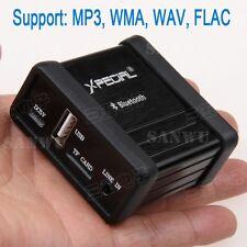 Bluetooth Audio Receiver USB DAC TF Card mp3 WMA Decoding For Car/Home Speaker