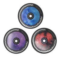 Team Dogz Galaxy Hollow Core Scooter Wheels 100mm 110mm 120mm Red Purple Blue