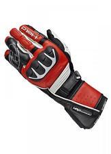Nuevo héroe Chikara pro motocicleta guantes negro rojo GR 11