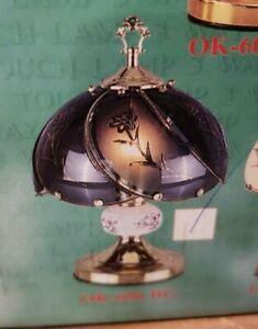 Vintage Touch Lamp New old stock sealed OK-606-BG