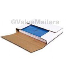 100 LP Record Album Mailers Book Box Catalog Mailers 12.5 x 12.5