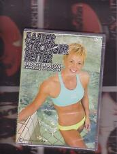 faster,stronger,better brooke hanson (new and sealed)    exercise/swimming