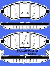 Bremsbeläge vorne Chevrolet/Daewoo Nubira  ab Bj 97  alle