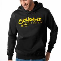 Schranzformator Schranz Techno DJ Club Music Kapuzenpullover Hoodie Sweatshirt