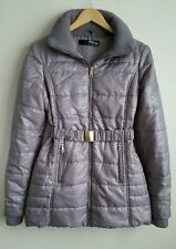 JANE NORMAN LADIES QUILTED COAT SIZE 12 WORN ONCE