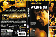 CINDERELLA MAN - UNA RAGIONE PER LOTTARE (2005) dvd ex noleggio