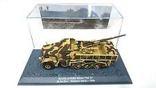 ALTAYA IXO 1/72 MILITAIRE TANK CHAR Sd.Kfz.9 FAMO 88mm FLAK 37 Nettuno 1944
