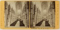 Cattedrale Da Colonia Germania Foto PL27L2n Stereo Vintage Albumina