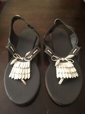 Diesel Leather Sandals Size 5