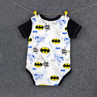 Infant Toddler Baby Kid Boy Girl Summer Cartoon Romper Jumpsuit Bodysuit Outfit