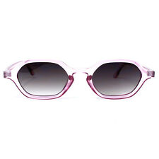 NEW Diamond Shape Sunglasses Plastic Frame Candy Color Summer Shades