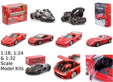 Véhicules miniatures Bburago pour Ferrari 1:18