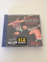 ECW HARDCORE REVOLUTION DREAMCAST NEUF SOUS BLISTER