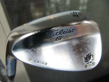 Nice LH Titleist vokey sm5 tour chrome 46 P pitching wedge pw to iron set
