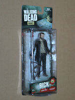 The Walking Dead Rick Grimes Action Figure Figur Serie series 8 Mcfarlane