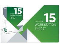 Vmware Workstation 15 Pro Lifetime License Key Virtual Machine 100% satisfaction