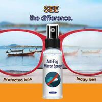 Long Lasting Defogger For Glasses Anti Fog Spray Eyeglass Nice Cleaner Lens P3U0