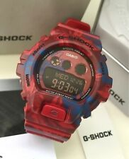 Casio G Shock * GMDS6900F-4 S-Series Floral Camo Red Women COD PayPal