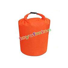 40L Wasserdichte Tasche Packsack Seesack Drybag Beutel Kayak Kanu Camping