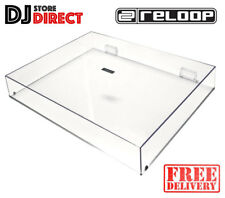 RELOOP TURNTABLE LID for RP-1000 RP-2000 RP-4000 Protective Dust Cover FREE P&P