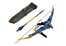 Overwatch Cosplay Prop Hanzo Bow & Arrows & Quiver