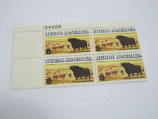 MINT US Postal Service Rural America Angus Cattle 8 cent Stamp Sheet FRE SHIP