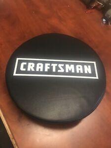 "New OEM 12"" Padded Seat For Craftsman 9.50604 Adjustable Mechanics Seat/Stool"